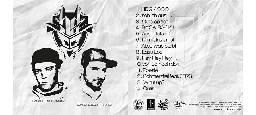 HDG-CCC Das Album